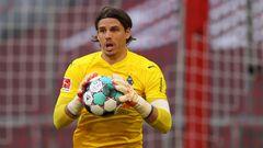 Yann Sommer aus der Schweiz (Borussia Mönchengladbach)