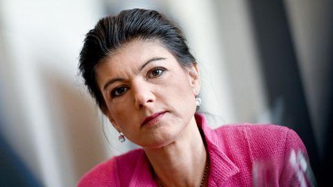 Sahra Wagenknecht (Die Linke)
