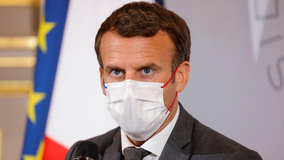 Emmanuel Macron, Präsident von Frankreich