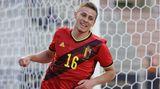 Thorgan Hazard aus Belgien (Borussia Dortmund)