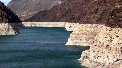 Lake Mead: Größter Stausee der USA sinkt auf Rekordtief