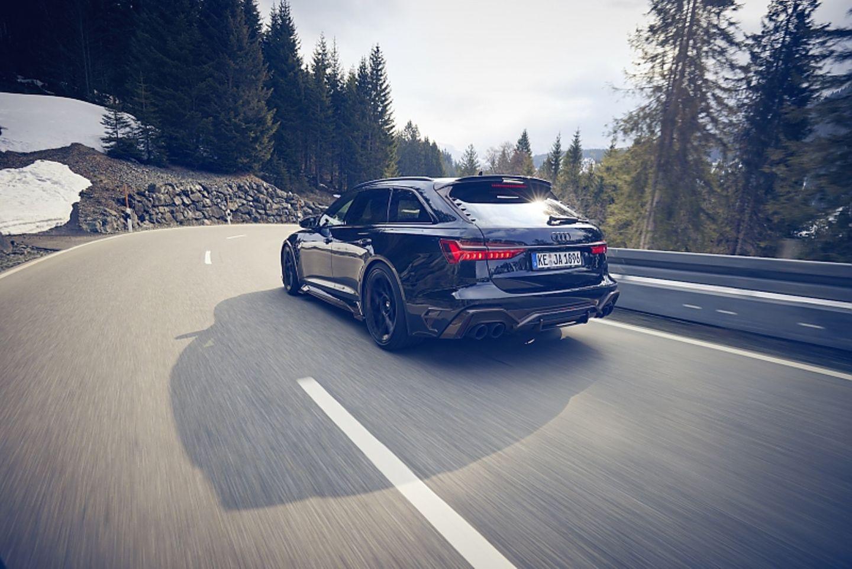 Abt Audi RS6 Johann Abt Signature Edition