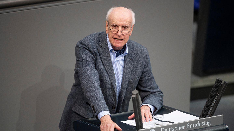 AfD-Bundestagsabgeordneter Albrecht Glaser
