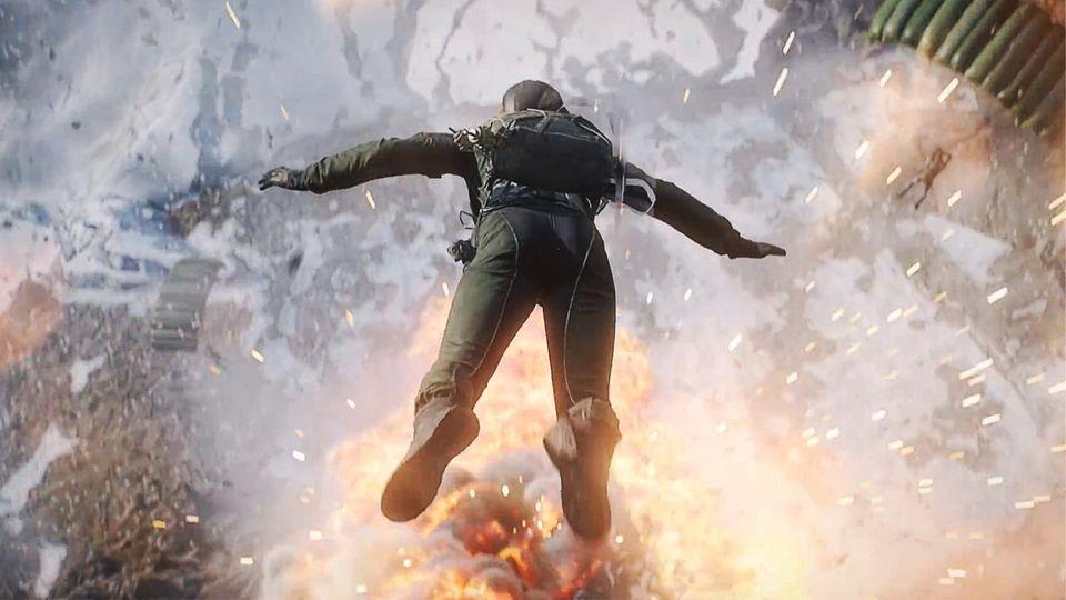 Battlefield 2042 im Trailer