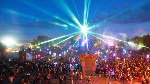 Fusion Festival im Jahr 2019.