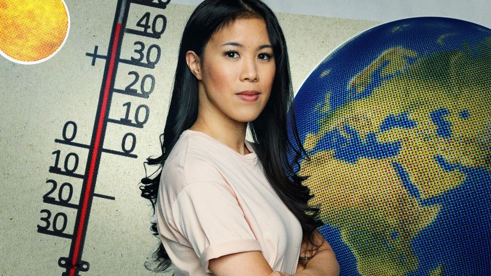 Wissenschaftsjournalistin Mai Thi Nguyen-Kim hat bei Carolin Kebekus gezeigt, dass sie noch über andere Talente verfügt.