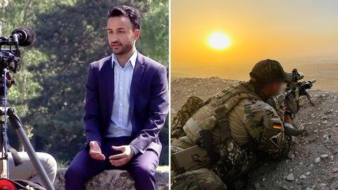 Afghanistan: Warum Helfer der Bundeswehr noch mehr um ihr Leben fürchten