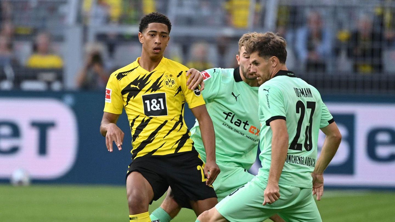 Jude Bellingham | Borussia Dortmund vs Gladbach