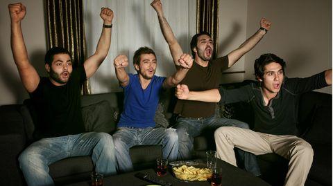 Mit dem schnellsten Übertragungssignal jubelt man bei der Fußball-EM als erstes