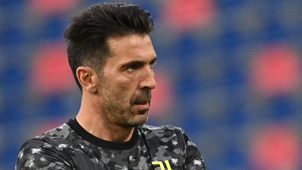 Gianluigi Buffon Juventus 23052021