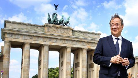 CDU-Chef Armin Laschet möchte im Herbst Bundeskanzler von Deutschland werden