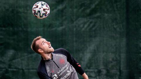 Der dänische Nationalspieler Christian Eriksen