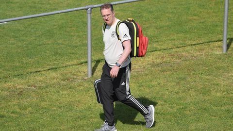 Tim Meyer, Teamarzt beim DFB