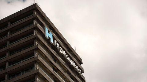 Das Reichshospital in Kopenhagen: Hier ist Eriksen wirklich untergebracht