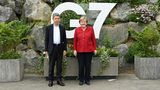 G7-Gipfelin Cornwall