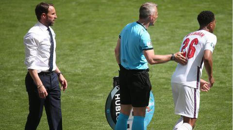 Der Rekord-Moment: Jude Bellingham wird jüngster Spieler der EM-Geschichte