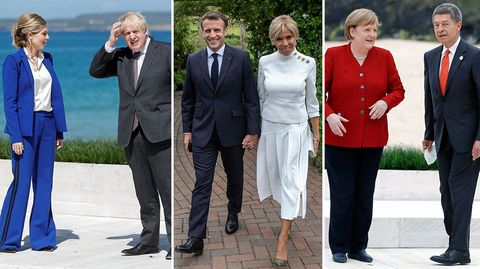 G7-Gipfel in Cornwall