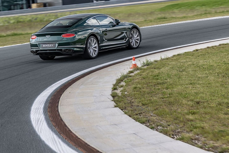 Bei aller Sportlichkeit bleibt der Bentley Continental GT Speed komfortabel