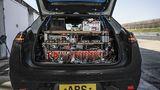 Porsche Macan Elektro 2023 Erprobungsträger