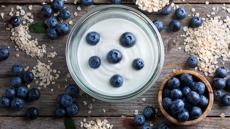 Mit nur wenigen Zutaten stellen Sie ihren eigenen Haferjoghurt her.