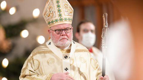 Kardinal Marx zur Christmette in der Frauenkirche