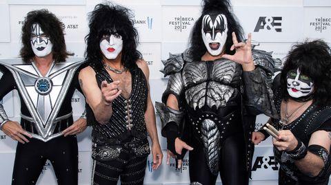 """Kiss veröffentlicht Dokumentation: Legendäre """"Geschichte von vier Schwachköpfen"""""""