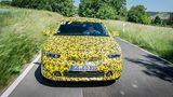 Bei den ersten Testfahrten hinterließ der Opel Astra einen guten Eindruck
