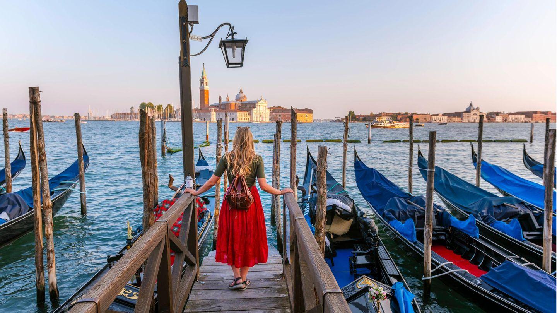 Urlaub in Italien: Die Lagunenstadt Venedig ist eines der beliebtesten Städteziele