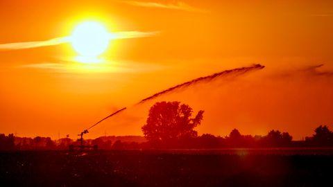 In manchen Regionen bringt der Klimawandel Trockenheit, in anderen sorgt er für Hochwasser