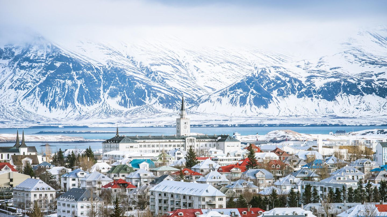 Reykjavik, Islands Hauptstadt (Archivfoto)
