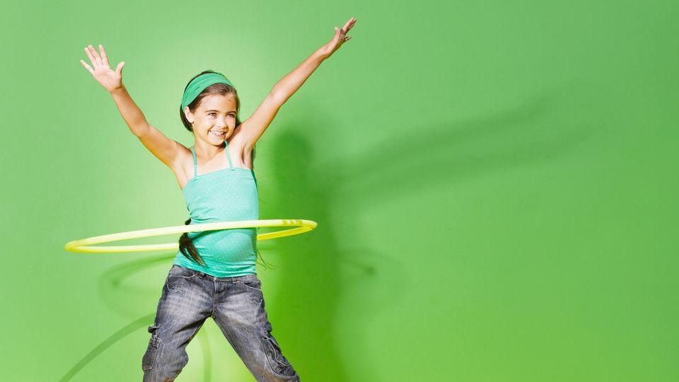 Endlich geht's wieder rund – Eltern und Lehrer sollten den natürlichen Bewegungsdrang von Kindern fördern