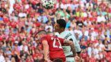 Die Portugiesen um Superstar Cristiano Ronaldo mussten mit einer mittlerweile ungewohnten Kulisse zurechtkommen.
