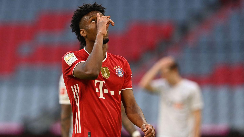 Kingsley Coman FC Bayern 0521