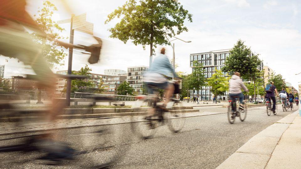 Die Corona-Pandemie hat für einen großen Fahrrad-Boom gesorgt