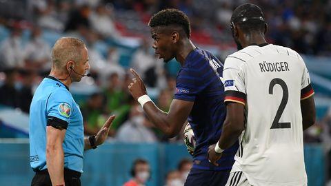 Pogba Rüdiger France Germany 15062021