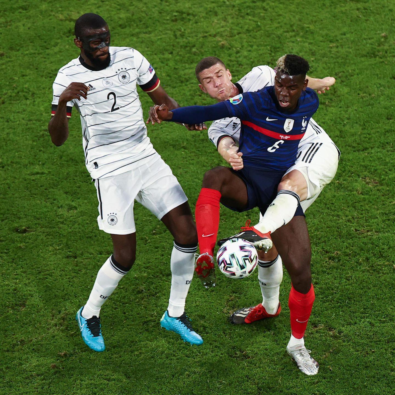 Deutschland   Frankreich Pressestimmen zum EM Spiel in München ...