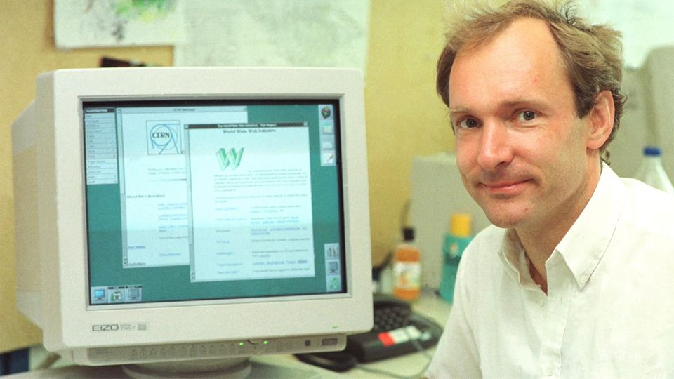 Tim Berners-Lee: Internet-Quellcode wird bei Sotheby's versteigert