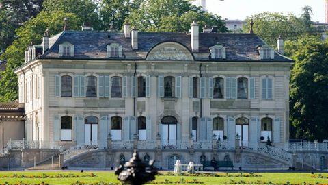 Schweiz, Genf:Joe Biden und Waldimir Putin werden sich in derVilla La Grange treffen