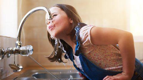 Leitunswasser oder Mineralwasser?
