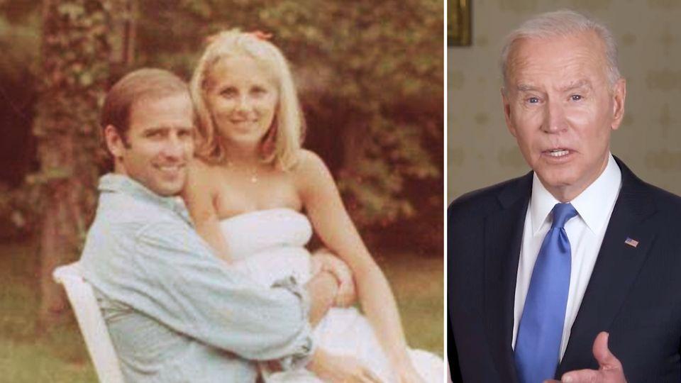 Foto soll Biden mit minderjähriger Freundin zeigen – Was es mit dem Bild von 1976 auf sich hat