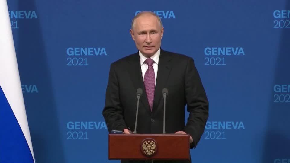 Gipfeltreffen in Genf: Worauf sich Biden und Putin geeinigt haben – und welche Streitpunkte noch offen sind