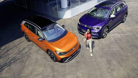 Der neue VW ID.6 soll insbesondere in China ein Erfolg werden