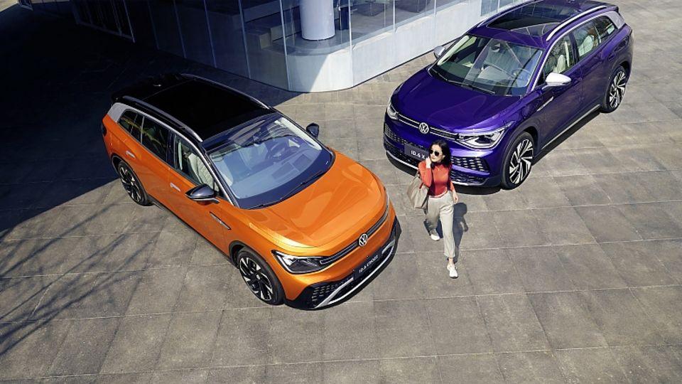Der VW ID.6 soll vor allem in China ein Erfolg werden