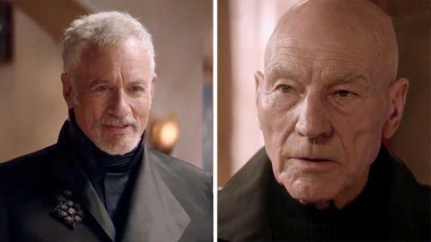 Star Trek: Picard – Staffel 2 im Trailer