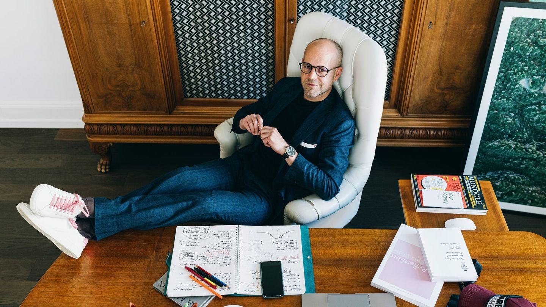 Bernhard O. A. Gademann führt das Traditions-Internat in die Moderne