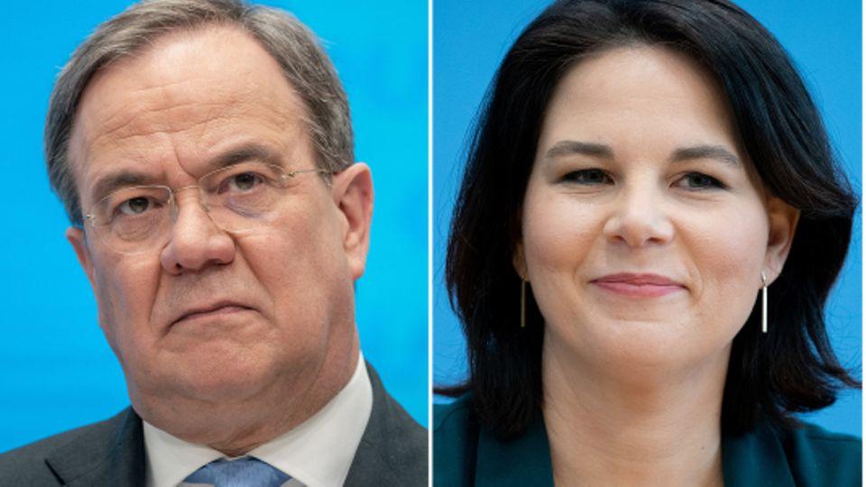 Spitzenkandidaten der Wahl