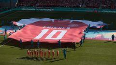Fußball-EM: Das Trikot von Christian Eriksen