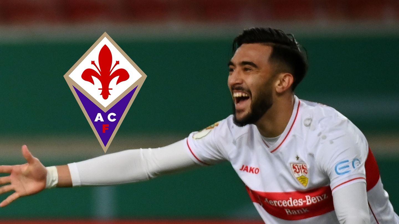 Nicolas Gonzalez Stuttgart Fiorentina