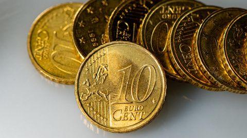Einige 10-Euro-Cent-Münzen sind das Vielfache ihres eigentlichen Nennwertes wert.