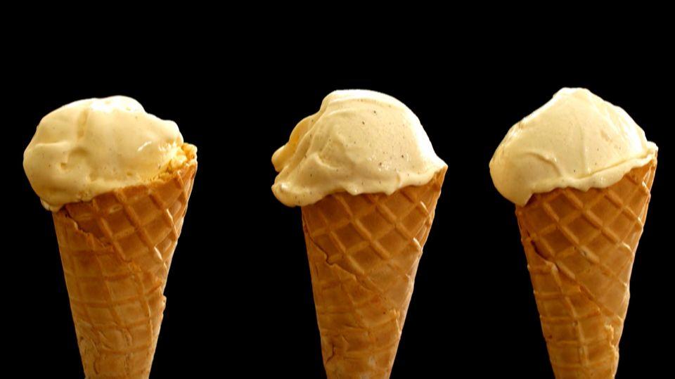 Das beste Vanille-Eis laut Stiftung Warentest
